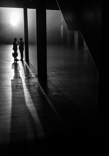 The Conversation by Rupert Vandervell
