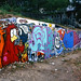 Austin TX: Castle Hill Street Art 9/2012 #5 by wanderingYew2 (thanks for 3M+ views!)