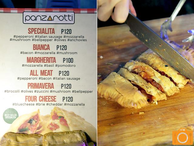 Foodgasm Panzarotti