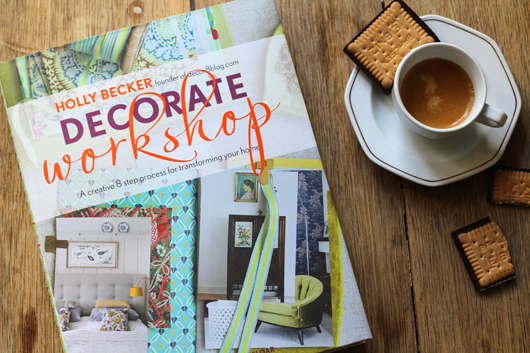 Decorate Workshop (UK cover)