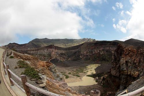 Mt. Aso 阿蘇山 中岳