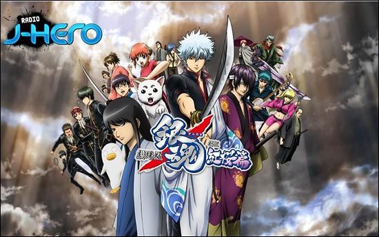 O anime Gintama irá regressar à TV dia 4 de Outubro!