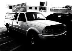 truck(0.0), automobile(1.0), automotive exterior(1.0), pickup truck(1.0), wheel(1.0), vehicle(1.0), ford ranger(1.0), bumper(1.0), land vehicle(1.0), luxury vehicle(1.0), motor vehicle(1.0),