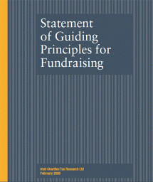 Statement of Guiding Principles Cover