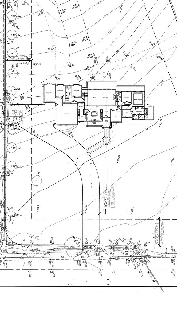 Site Plan Zoomed