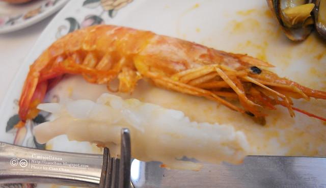 Hola Madrid~ 馬德里。La Panera 餐廳,花  €114  吃大餐!!!!!  R1043944