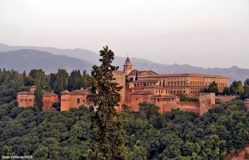 Mirador de San Nicolás - Granada