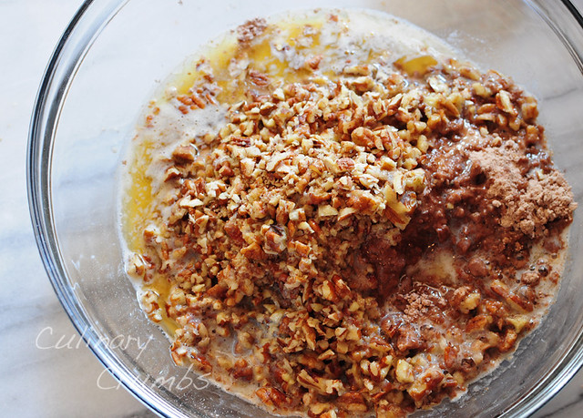 sugar, pecans and glorious butter