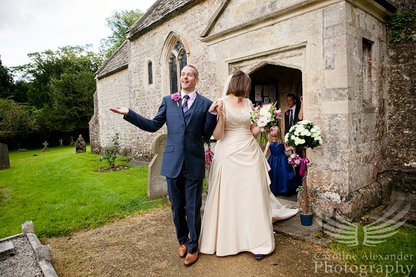38 Wytham Church Wedding Photographer