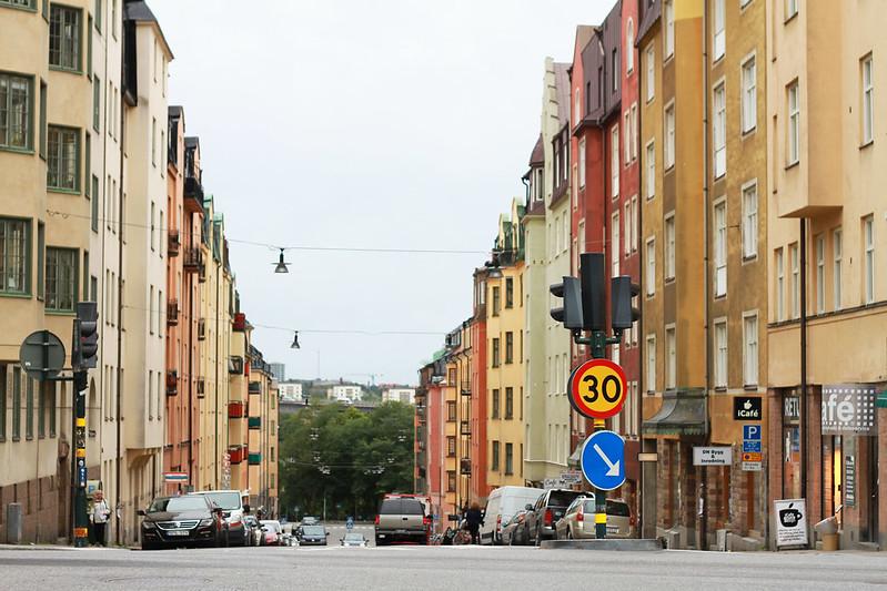 stockholm friday.