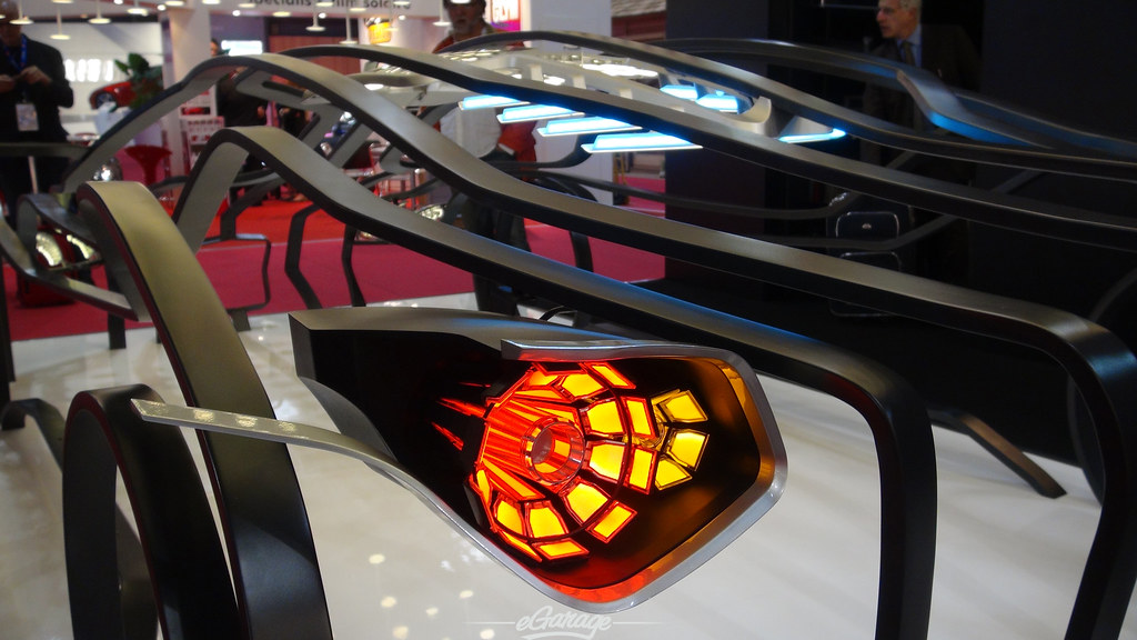 8030422148 a685751796 b eGarage Paris Motor Show Car Art