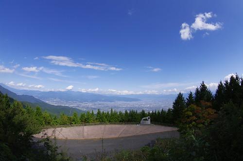 林道 櫛形山線