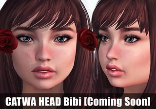 CATWA HEAD Bibi