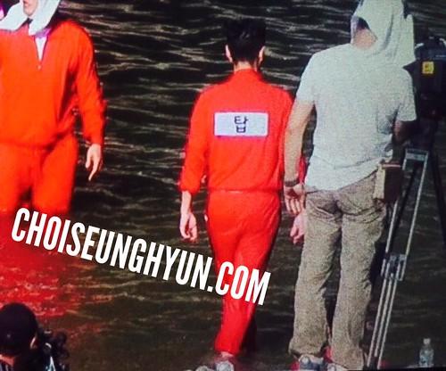 Big Bang - SBS Running Man - 25may2015 - TOP - Choidot - 04