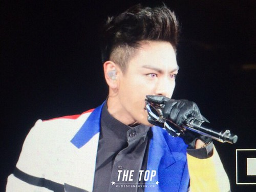 Big Bang - Made Tour - Osaka - 21nov2015 - The TOP - 01