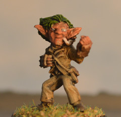 Gnomish Monk