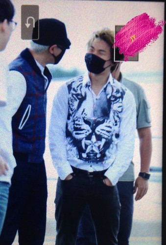 Big Bang - Incheon Airport - 25aug2015 - Joey_GD - 04
