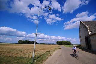 Zuid-Limburg - Lonely Biker (Eenzame Fietser)