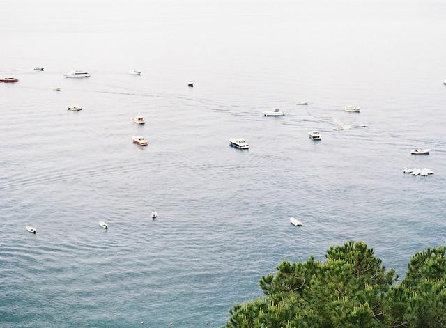 Khatu & Darren Wong's babymoon in Positano, Italy