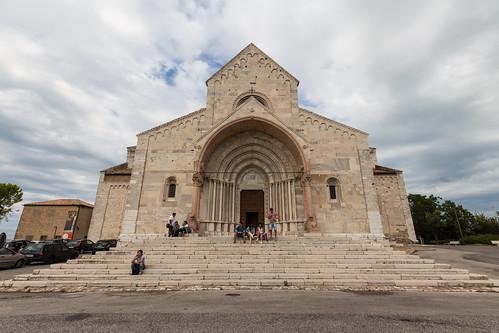 Saint Kiriak Cathedral (San Ciriaco), Ancona, Italy