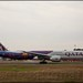 A7-BAE Boeing 777-3DZER Qatar Airways (FC Barcelona)