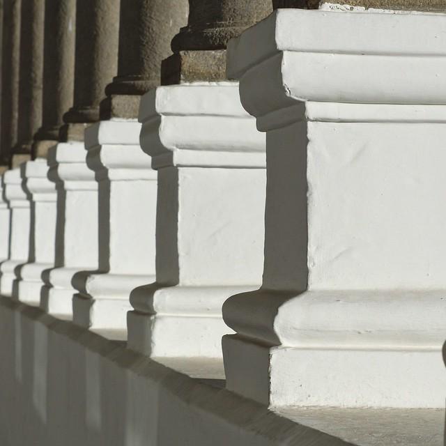 Formas: Claustro de La Merced