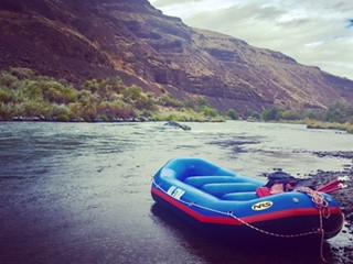 Deschutes Rafting #2 9/16/16