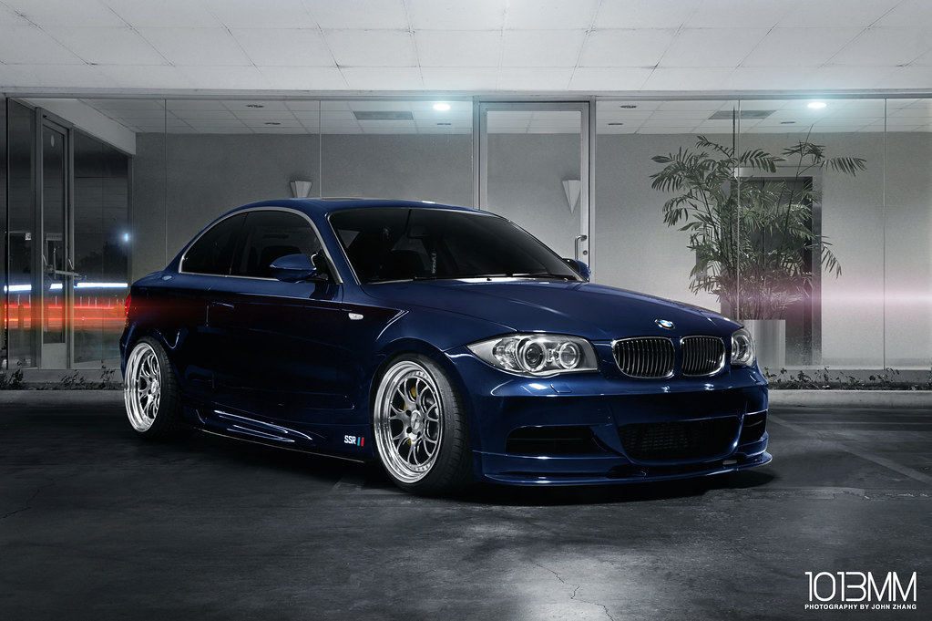 Image Build - SSR Magazine Ad With My BMW 135i 9