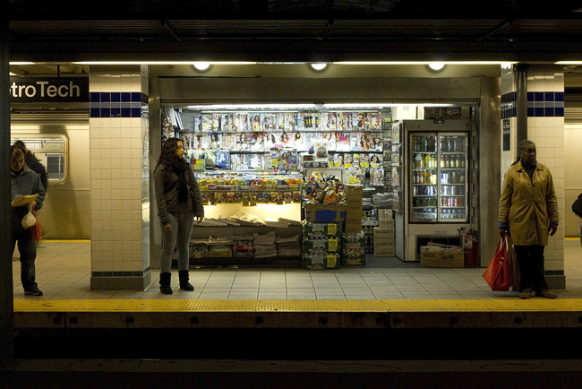 Metrotech station, nyc