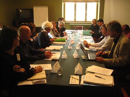 WorldCP International Workgroup meeting 28 June 2012