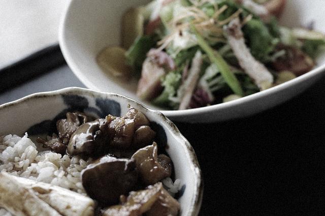 [橫浜]750¥ 的午餐