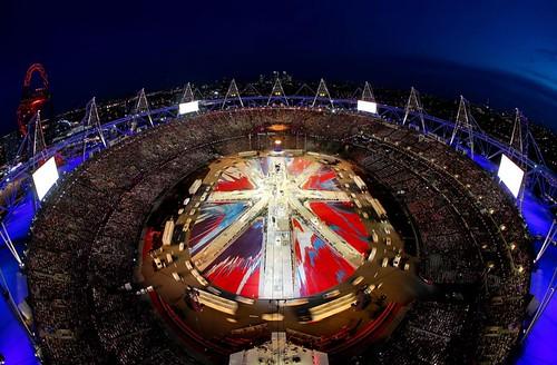 Clausura Juegos olimpicos