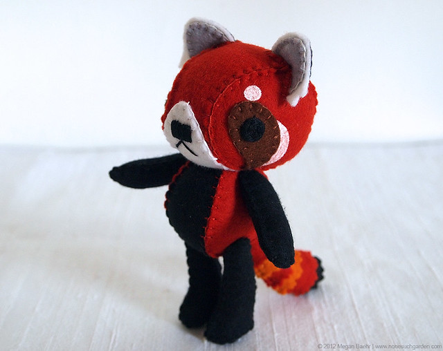 Ruby the Red Panda