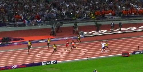 200m final — Usain Bolt