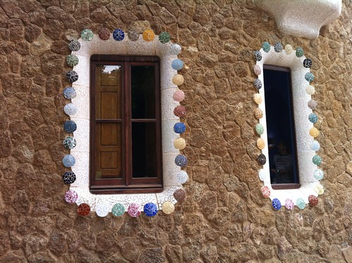 Parc Guell, window