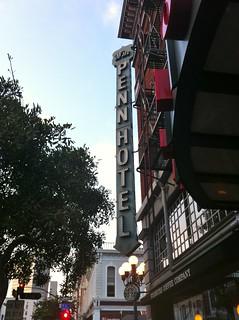 WILLIAM PENN HOTEL SAN DIEGO CALIF