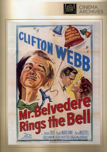 Belvedere Rings the Bell