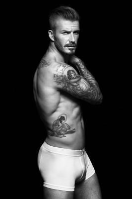 David Beckham Undearwear Campaign 1