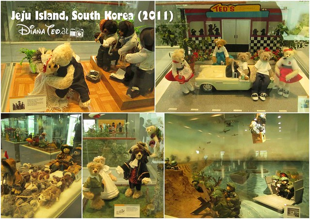 Teddy Bear Museum @ Jeju-do 05