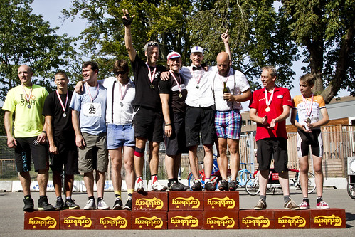 Svajerløb 2012 - Team Relay Medallists_1