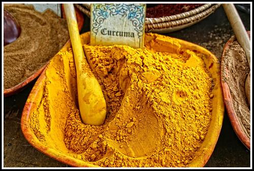 Especies, Curcuma