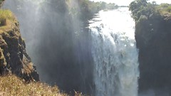Video: Victoria Falls, Zimbabwe Side