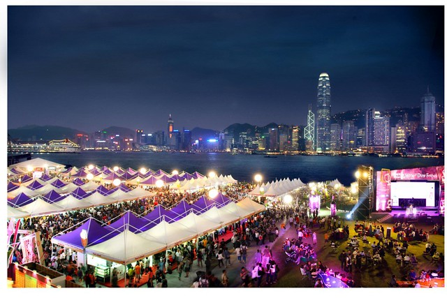 Hong Kong Wine & Dine Month