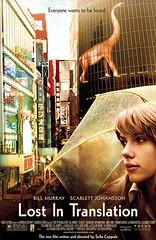 迷失东京Lost in Translation(2003)_心无所托,如这偌大城市一般孤独