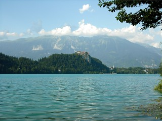 Lake Bled and the castle