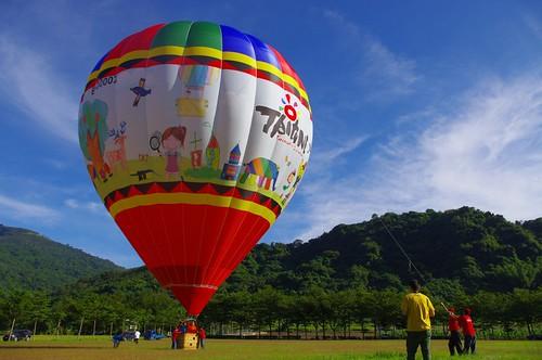 台東熱氣球嘉年華