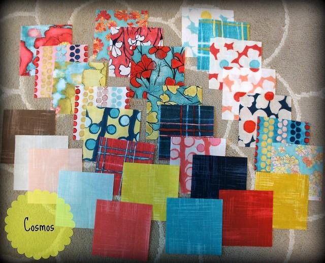 Cosmos Fabric
