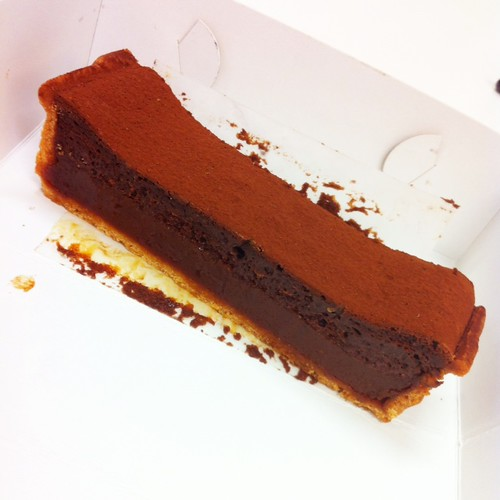 Flour and Stone - Salted Caramel Tart