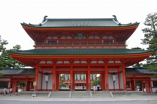 平安神宮-The Heian Shrine