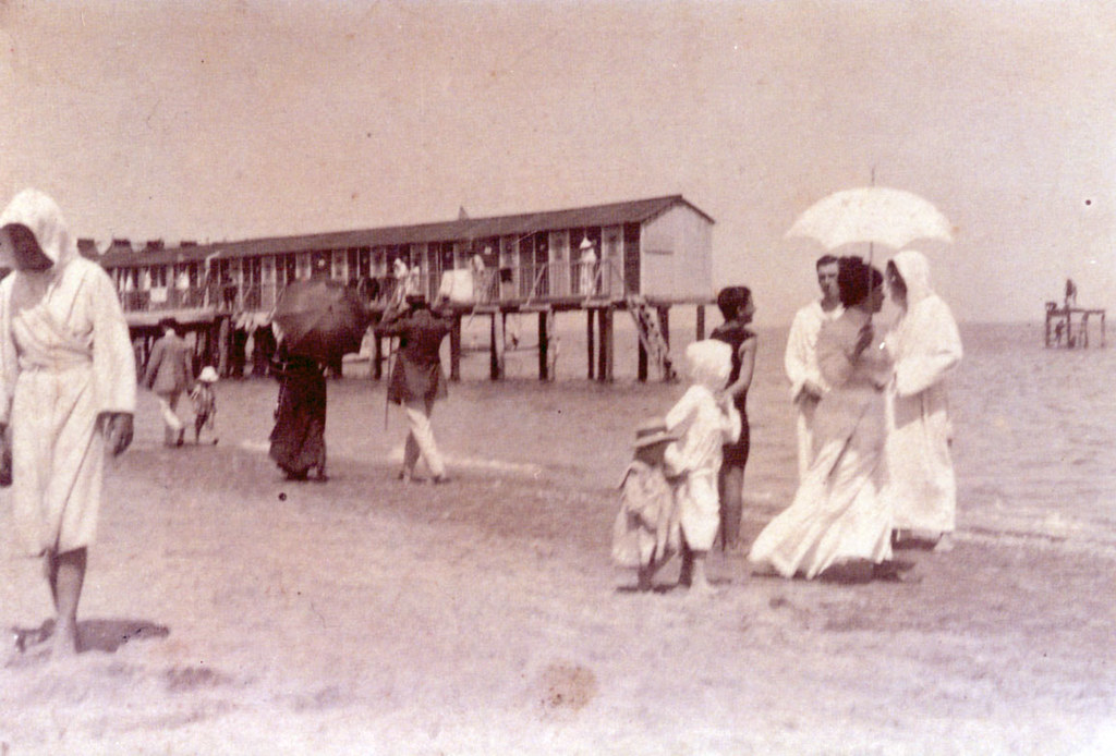Pesaro Vintage - Un braccio della Piattaforma